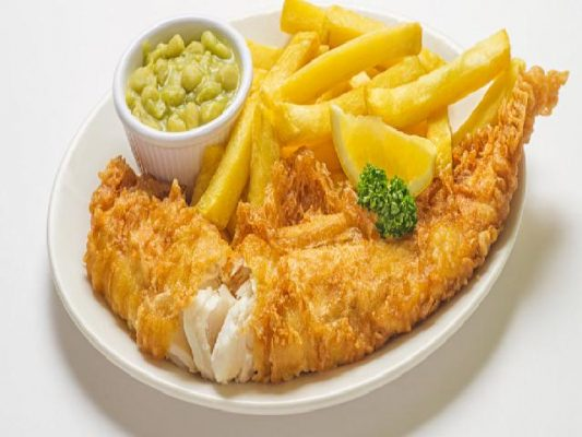 FISH & CHIPS, MARKET TOWN FYLDE, FY1 3PZ