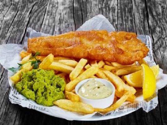 FISH & CHIPS, NORTH FYLDE, FY1 3PZ
