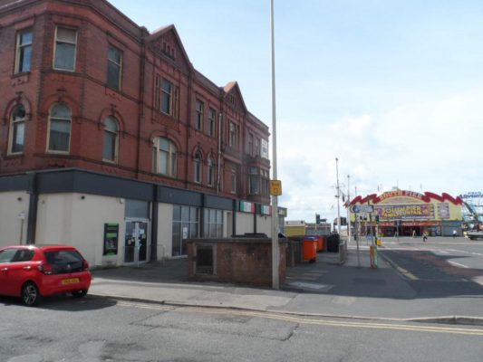 Station Road, BLACKPOOL, FY4 1BA