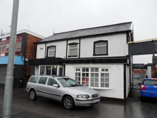 Rossall Road, Cleveleys, FY5 1AP