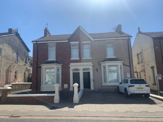 Hornby Road, Blackpool, FY1 4QP