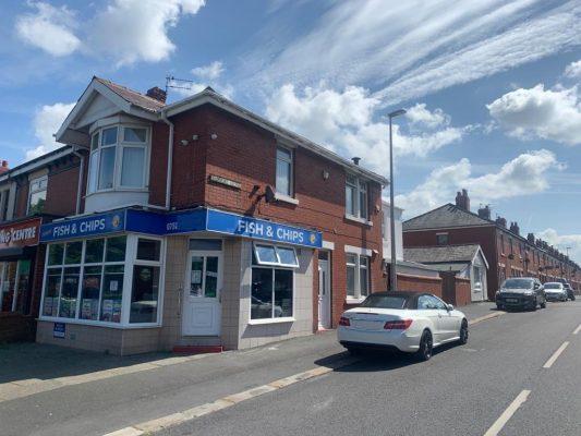 Layton Road, Blackpool, FY3 8EA