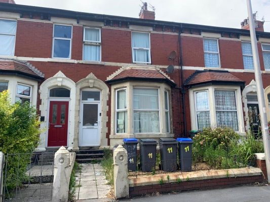 Sherbourne Road, BLACKPOOL, FY1 2PW